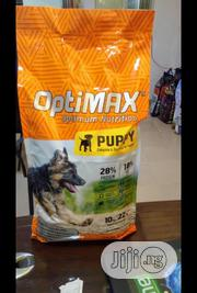 Optimax Dog Food Puppy Adult Dogs Cruchy Dry Food Top Quality | Pet's Accessories for sale in Lagos State, Ibeju