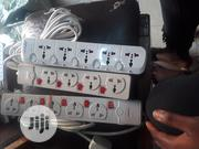 This Is Extension Socket With 5 Port | Accessories & Supplies for Electronics for sale in Lagos State, Ikeja