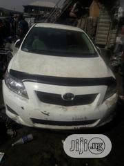 Toyota Corolla 2010 White | Cars for sale in Lagos State, Mushin