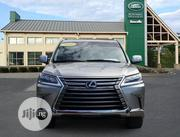 Lexus LX 570 2017 Silver | Cars for sale in Oyo State, Oluyole