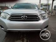 Toyota Highlander 2009 Sport Silver | Cars for sale in Lagos State, Oshodi-Isolo