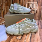 """Adidas Yeezy 500 """"Stone"""" Sneakers 