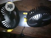 Car Interior Rotatable Fan | Vehicle Parts & Accessories for sale in Lagos State, Ipaja