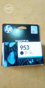 HP 953 Black Ink Cartridge | Accessories & Supplies for Electronics for sale in Lagos State, Ikoyi