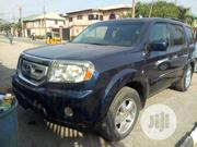 Honda Pilot 2010 Blue | Cars for sale in Lagos State, Ikeja