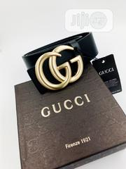 Gucci Genuine Leather Men's Belt | Clothing Accessories for sale in Lagos State, Lagos Island