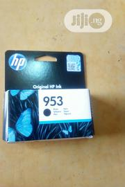 HP 953 Black Ink Cartridge | Accessories & Supplies for Electronics for sale in Lagos State, Victoria Island