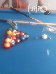 Snooker Board With Accessories | Sports Equipment for sale in Lagos State, Ikorodu