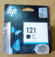 HP 121 Black Ink Cartridge | Accessories & Supplies for Electronics for sale in Lagos State, Ikeja