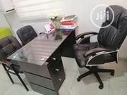 Executive Office Desk And Chairs | Furniture for sale in Lagos State, Gbagada