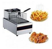 WNGREAT Electric Deep Fryer -Stainless Steel | Restaurant & Catering Equipment for sale in Lagos State, Mushin