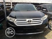 Toyota Highlander 2013 Black | Cars for sale in Lagos State, Amuwo-Odofin