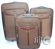 Trolley Travel Bag 3 Piece Set | Bags for sale in Lagos State