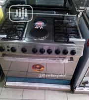 Polystar Gas Cooker 6 Burner Stainless Body With Oven   Restaurant & Catering Equipment for sale in Lagos State, Ojo