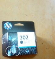 HP 302 Black Ink Cartridge | Accessories & Supplies for Electronics for sale in Lagos State, Ikoyi