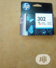HP 302 Tri-Colour Ink Cartridge | Accessories & Supplies for Electronics for sale in Lagos State, Victoria Island