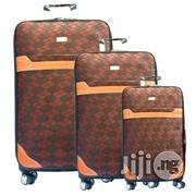 4 Wheel Luggage 2-piece Set | Bags for sale in Lagos State
