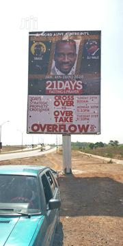 Billboards For Adverts   Manufacturing Services for sale in Abuja (FCT) State, Gwarinpa