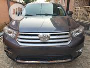 Toyota Highlander Limited 2012 Gray | Cars for sale in Lagos State, Alimosho