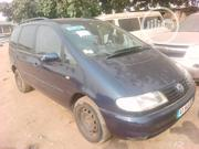 Volkswagen Sharan 2000 Blue | Cars for sale in Lagos State