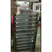 High Quality 16pan Bread Trolley | Restaurant & Catering Equipment for sale in Lagos State, Ojo