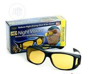 Hd Night Vision Glasses 2pcs | Clothing Accessories for sale in Lagos State, Lagos Island