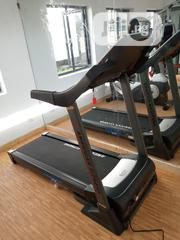 3hp Luzuxy Heavy Duty Commercial Treadmill With Incline and Mp3 | Sports Equipment for sale in Lagos State, Surulere
