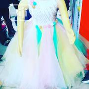 Rainbow Ball Gowns | Children's Clothing for sale in Lagos State, Ikeja