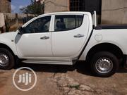 Mitsubishi L200 2013 White | Cars for sale in Lagos State, Alimosho