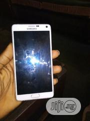 Samsung Galaxy Note 4 32 GB White | Mobile Phones for sale in Edo State, Ikpoba-Okha