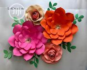 Paper Flower Decorations | Arts & Crafts for sale in Lagos State, Ikeja