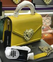 D G Medium Size Bag Yellow | Bags for sale in Lagos State, Alimosho