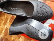 Black Wedge Fairly Used | Shoes for sale in Lagos State, Oshodi-Isolo