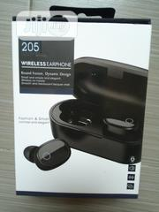 205 Wireless Earpod | Headphones for sale in Lagos State, Lagos Island