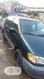 Toyota Sienna 2002 Green | Cars for sale in Lagos State, Lagos Mainland