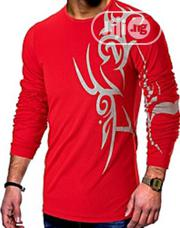 3 In 1 Printed Long Sleeve T-shirt For Sale | Clothing for sale in Oyo State, Oyo