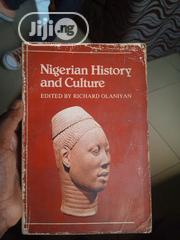 Nigerian History And Culture | Books & Games for sale in Lagos State, Surulere