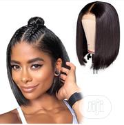 Bob Straight Frontal Wig 8 Inches | Hair Beauty for sale in Lagos State, Lekki Phase 1