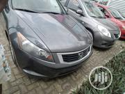 Honda Accord 2009 2.0 i-VTEC Automatic Gray | Cars for sale in Lagos State, Ilupeju