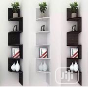 Wooden Corner Shelves | Furniture for sale in Lagos State, Lagos Island