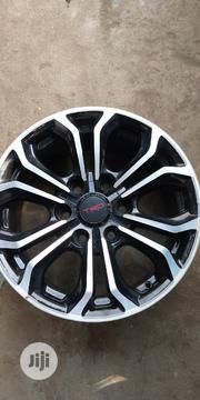 17 Rim For GX470 And Land Cruiser Prado And Toyota Hilux   Vehicle Parts & Accessories for sale in Lagos State, Mushin