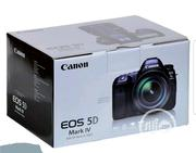 Canon 5d Mark Iv (Body Only) New One | Photo & Video Cameras for sale in Lagos State, Oshodi-Isolo