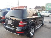 Mercedes-Benz M Class 2009 ML350 AWD 4MATIC Black | Cars for sale in Lagos State, Amuwo-Odofin