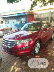 Honda Accord CrossTour 2010 EX-L Red   Cars for sale in Lagos State, Magodo