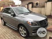 Mercedes-Benz M Class 2015 Gray | Cars for sale in Lagos State, Ikeja