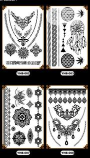 Temporary Tattoo Stickers | Health & Beauty Services for sale in Lagos State, Lagos Mainland