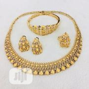 Beautiful Indian Design Gold Costume. | Jewelry for sale in Lagos State, Ikeja