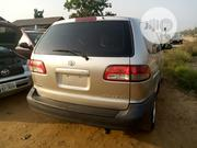 Toyota Sienna 2002 Silver | Cars for sale in Lagos State, Ojo