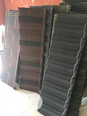 Pure Black Original Classic Stone Coated Roofing Sheet | Building & Trades Services for sale in Anambra State, Dunukofia
