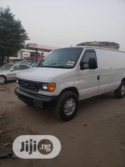 Ford Van Eco350 2007 White | Buses & Microbuses for sale in Lagos State, Gbagada